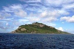 尖閣諸島の魚釣島(中国名:釣魚島)