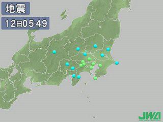 地震(2015/09/12 5:49)