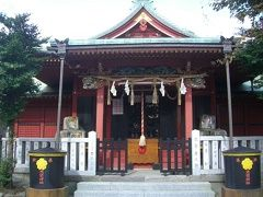 横濱浅間神社(横浜浅間神社、芝生浅間神社)