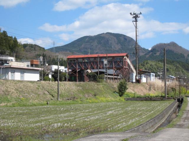 鉄路の響きを追って ~第二章~日帰り18旅、大分編 V ~豊後森駅~                 Masahiko