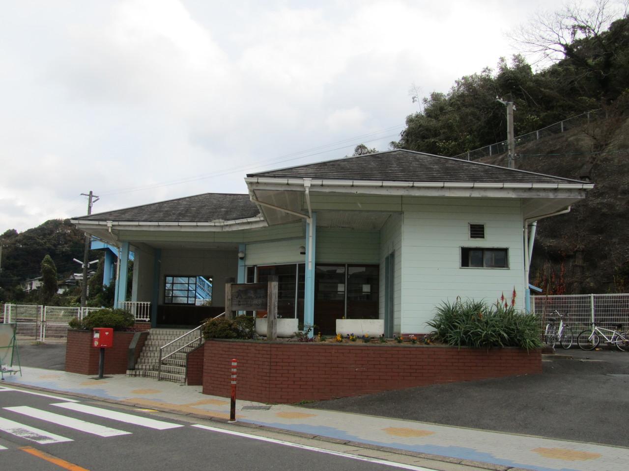 鉄路の響きを追って ~第二章~18旅2011―2012・西九州編 VI ~大草駅~                   Masahiko