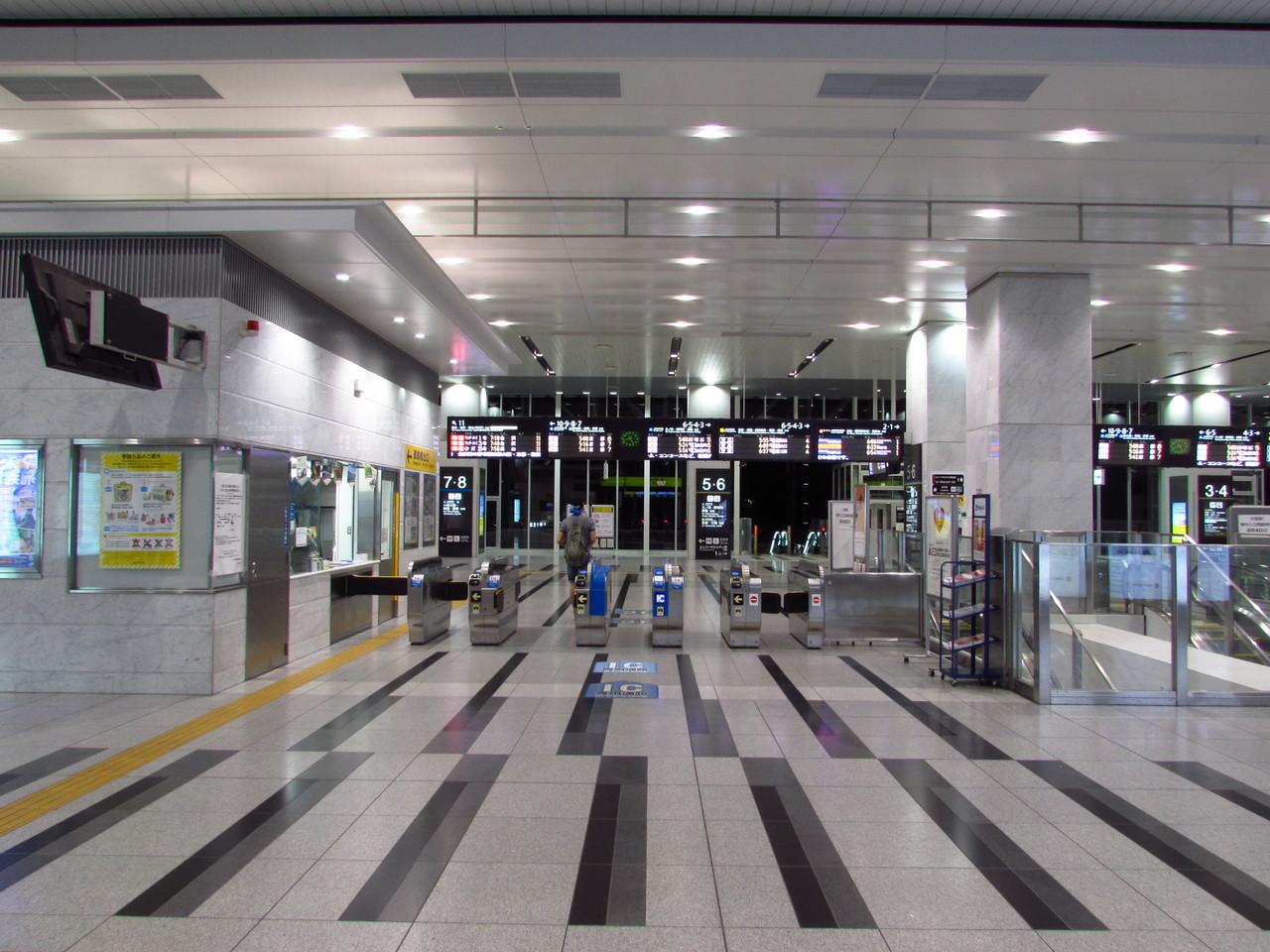 鉄路の響きを追って ~第二章~ : 18旅2015・夏 XLVII ~大阪駅 ...