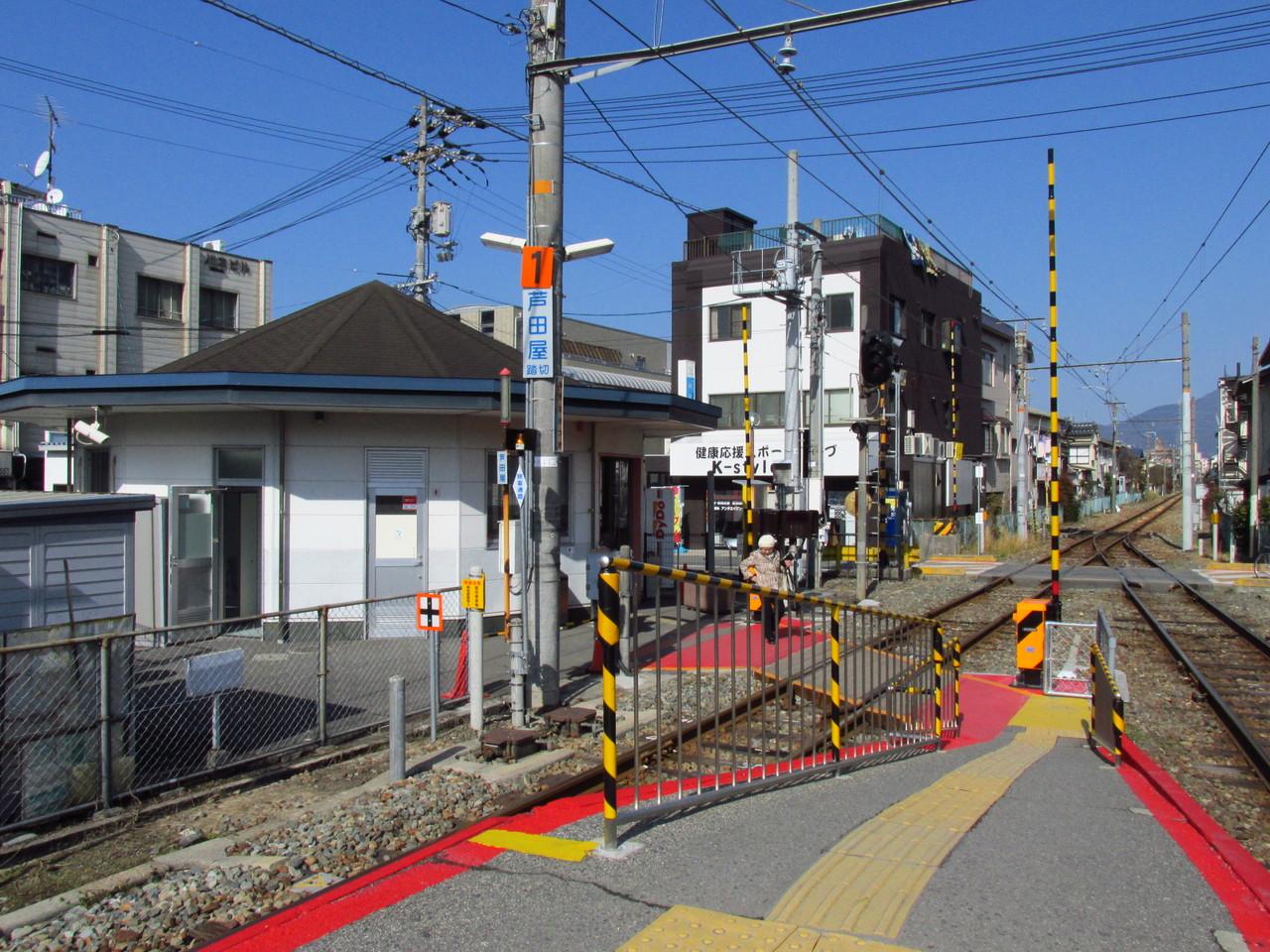 鉄路の響きを追って ~第二章~広島日帰り旅 IV ~安芸長束駅~                 Masahiko
