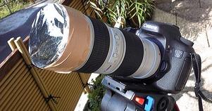 金星太陽面通過撮影2