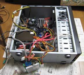 PC組み立て1