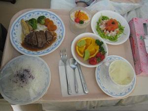 お祝い食1