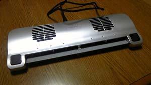 ノートPC空冷5