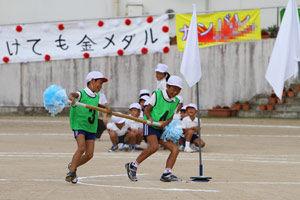 小学校運動会1