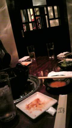 韓国料理屋2