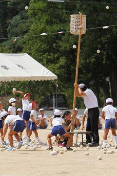 小学校運動会10