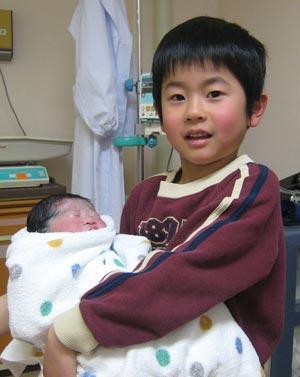 第3子出産3