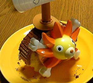 ワンピースロールケーキ5