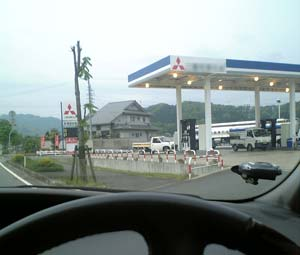 ガソリン1