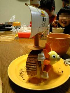 ワンピースロールケーキ4
