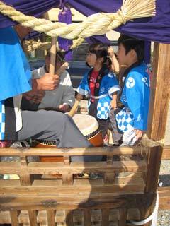 2009秋祭り8