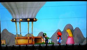 Wiiマリオ2回目2