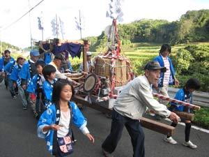2009秋祭り12