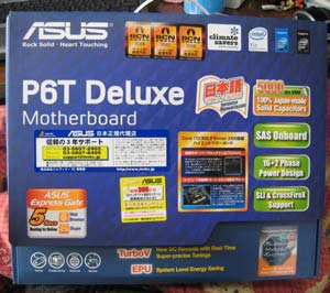 ASUS P6T-DELUXE