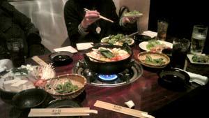 韓国料理屋1