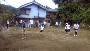 子供会奉仕作業2