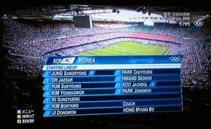日韓3位決定戦1