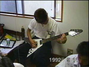 高校時代のビデオ9