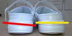 不良品靴2