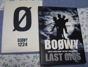 BOOWY-DVD