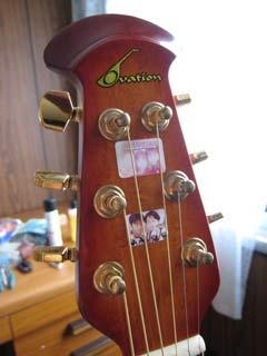 ギターメンテ12