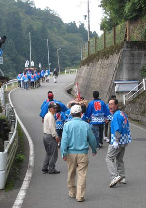 2009秋祭り2