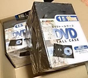 DVDトールケース3