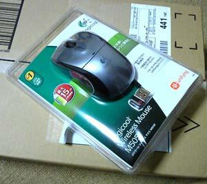 ワイヤレスマウス2