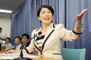 慰安婦問題の「主犯」は福島瑞穂弁護士
