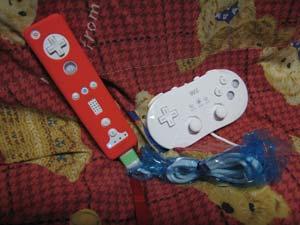 Wiiクラコン