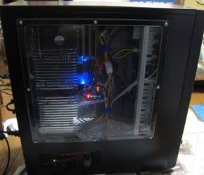 PC組み立て5