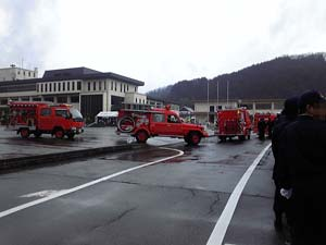 消防初出式5