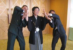 友人結婚式4