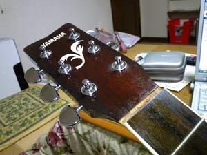 ついでにギター交換2