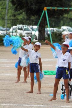 小学校運動会8