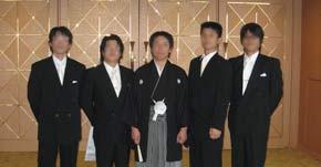 友人結婚式3