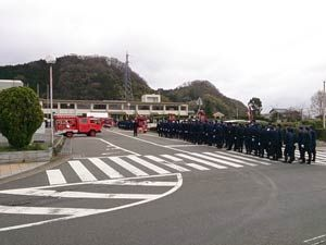 消防初出式2013_2