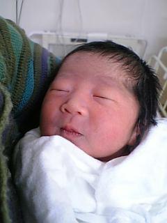 出産24時間後2
