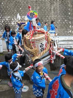 2009秋祭り4