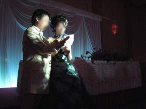 友人結婚式9