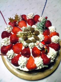 みけさんケーキ