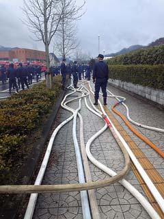 消防初出式6