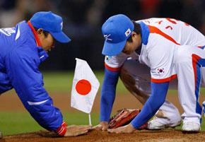 日本韓国倒す