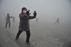 中国大気汚染2
