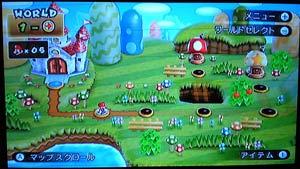 Wii-マリオ8