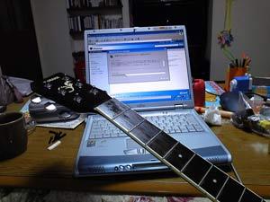 ついでにギター交換3